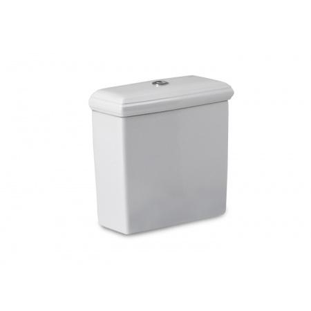 Roca America Zbiornik WC kompaktowy 40,5x17x39 cm, biały A341495000