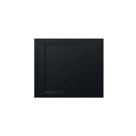 Roca Aquos Brodzik prostokątny 100x90x2,8 cm kompozytowy czarny AP6013E838401400