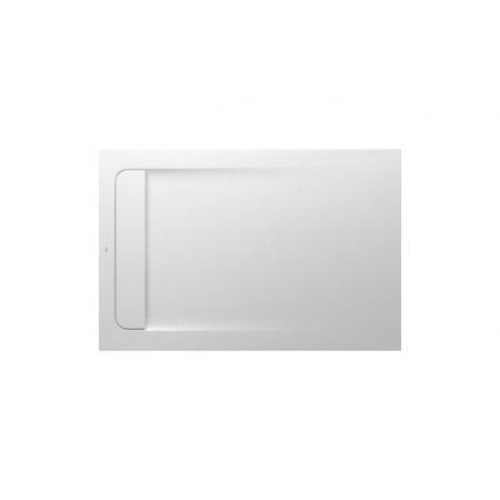 Roca Aquos Brodzik prostokątny 120x80x2,8 cm kompozytowy biały AP6014B032001100