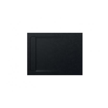 Roca Aquos Brodzik prostokątny 120x90x2,8 cm kompozytowy czarny AP6014B038401400