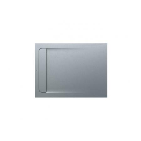 Roca Aquos Brodzik prostokątny 120x90x2,8 cm kompozytowy szary cement AP6014B038401300