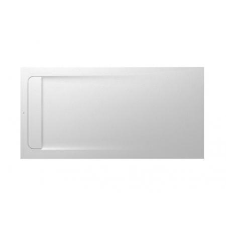 Roca Aquos Brodzik prostokątny 160x80x3,1 cm kompozytowy biały AP60164032001100