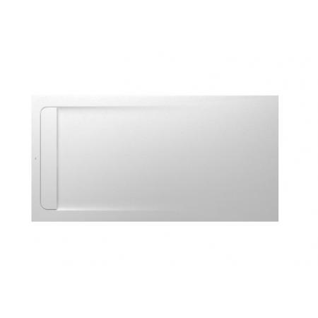 Roca Aquos Brodzik prostokątny 180x90x3,3 cm kompozytowy biały AP60170838401100