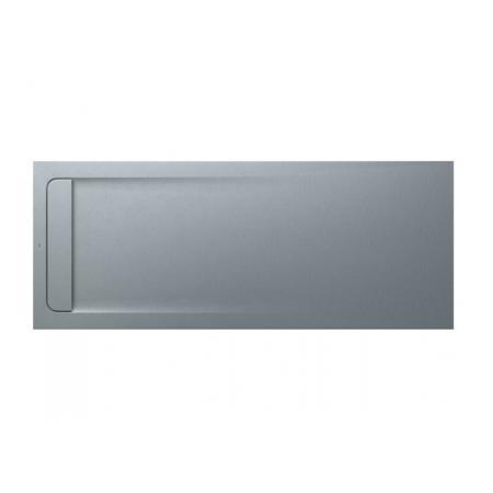 Roca Aquos Brodzik prostokątny 200x80x3,5 cm kompozytowy szary cement AP6017D032001300