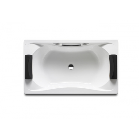 Roca BeCool Wanna prostokątna 180x90x42 cm akrylowa dwuosobowa, biała A248013001