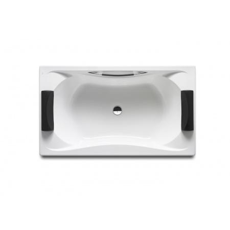 Roca BeCool Wanna prostokątna 190x110x42 cm akrylowa dwuosobowa, biała A247989001