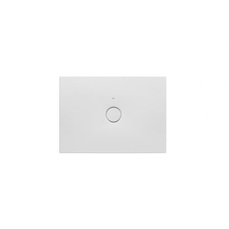 Roca Cratos Brodzik prostokątny 100x70x3,5 cm ceramiczny biały matowy A3740L9620