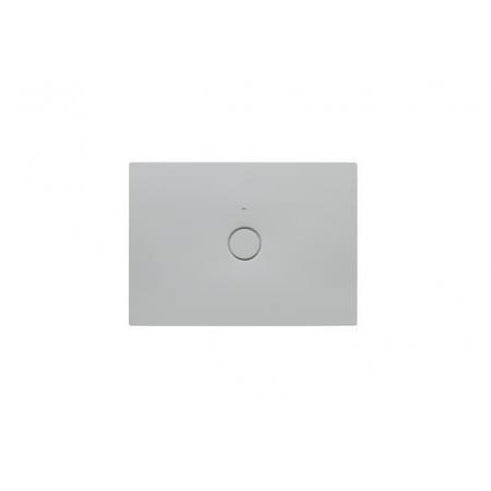 Roca Cratos Brodzik prostokątny 100x70x3,5 cm ceramiczny perłowy A3740L9630
