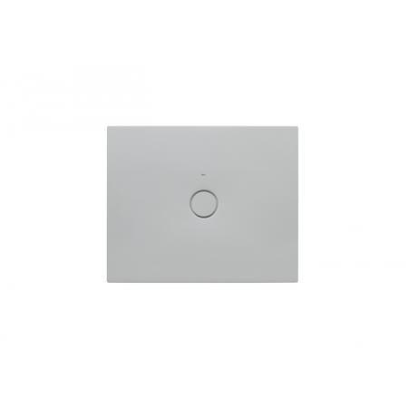 Roca Cratos Brodzik prostokątny 100x80x3,5 cm ceramiczny perłowy A3740L8630