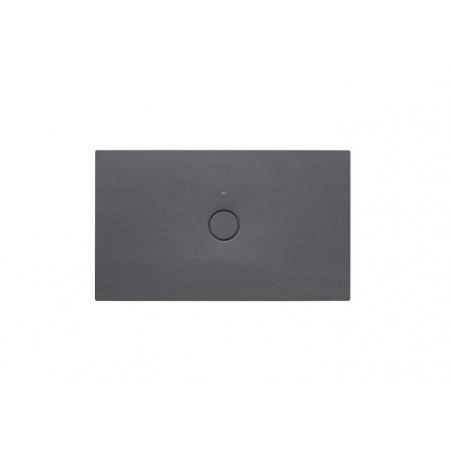 Roca Cratos Brodzik prostokątny 120x70x3,5 cm ceramiczny onyks A3740L7640