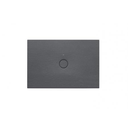 Roca Cratos Brodzik prostokątny 120x80x3,5 cm ceramiczny onyks A3740L6640