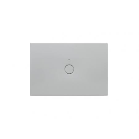 Roca Cratos Brodzik prostokątny 120x80x3,5 cm ceramiczny perłowy A3740L6630