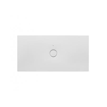 Roca Cratos Brodzik prostokątny 140x70x3,5 cm ceramiczny biały matowy A3740L5620