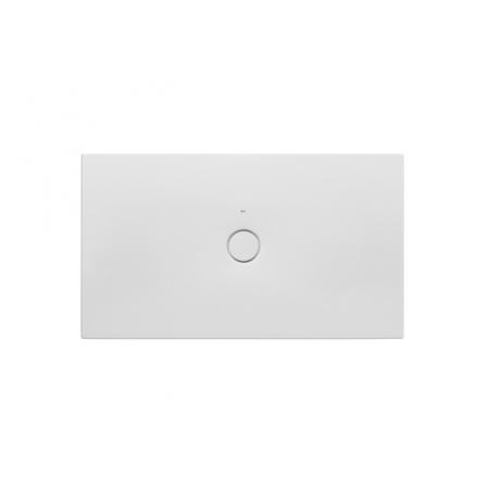 Roca Cratos Brodzik prostokątny 140x80x3,5 cm ceramiczny biały matowy A3740L4620