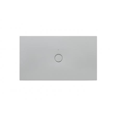 Roca Cratos Brodzik prostokątny 140x80x3,5 cm ceramiczny perłowy A3740L4630