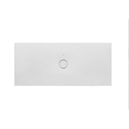 Roca Cratos Brodzik prostokątny 160x70x3,5 cm ceramiczny biały matowy  A3740L3620