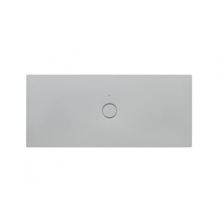 Roca Cratos Brodzik prostokątny 160x70x3,5 cm ceramiczny perłowy A3740L3630