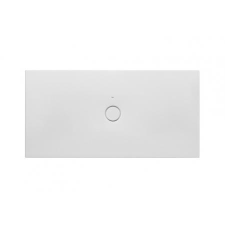 Roca Cratos Brodzik prostokątny 160x80x3,5 cm ceramiczny biały matowy A3740L2620