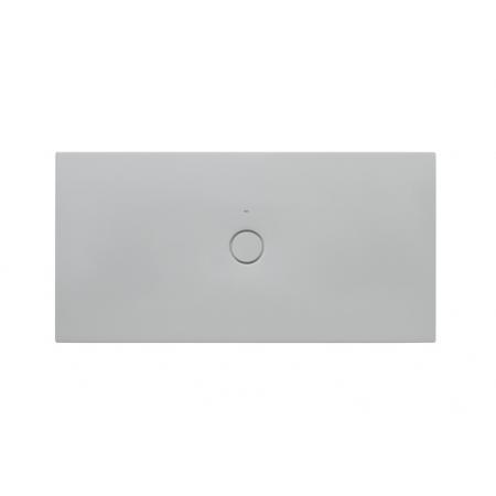 Roca Cratos Brodzik prostokątny 160x80x3,5 cm ceramiczny perłowy A3740L2630