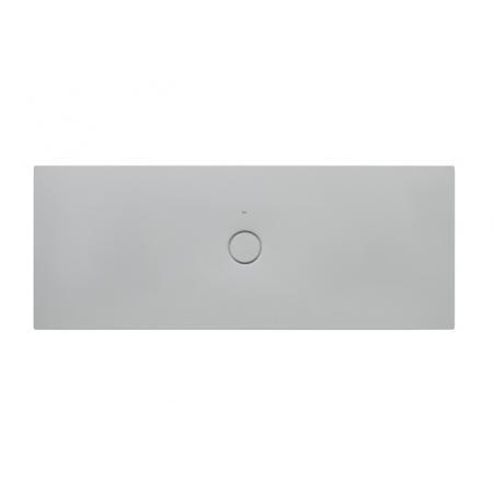 Roca Cratos Brodzik prostokątny 180x70x3,5 cm ceramiczny perłowy A3740L1630