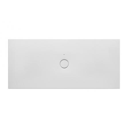 Roca Cratos Brodzik prostokątny 180x80x3,5 cm ceramiczny biały matowy A3740L0620