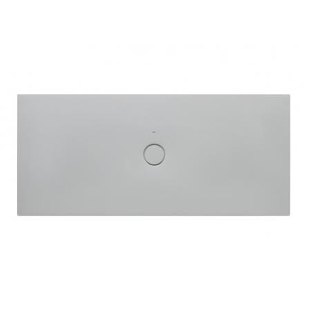 Roca Cratos Brodzik prostokątny 180x80x3,5 cm ceramiczny perłowy A3740L0630