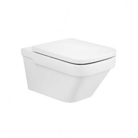 Roca Dama-N Toaleta WC podwieszana 57x36 cm Rimless bez kołnierza, biała A34678L000