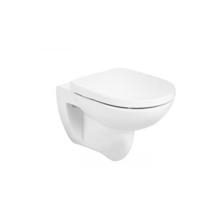 Roca Debba Round Toaleta podwieszana 54x35 cm Rimless bez kołnierza, biała A346998000