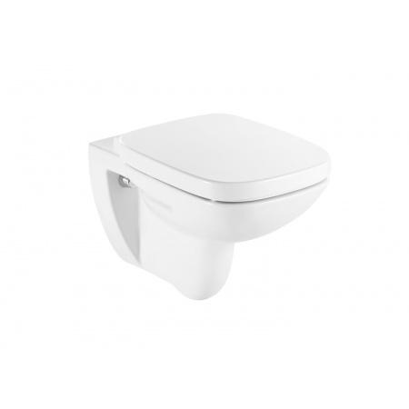 Roca Debba Toaleta WC podwieszana 35,5x54x40 cm bez kołnierza, biała A34699L000