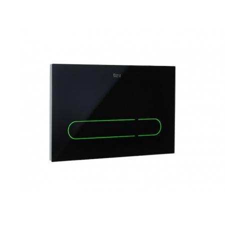 Roca Duplo One EP1 Przycisk spłukujący elektroniczny czarny A890104008