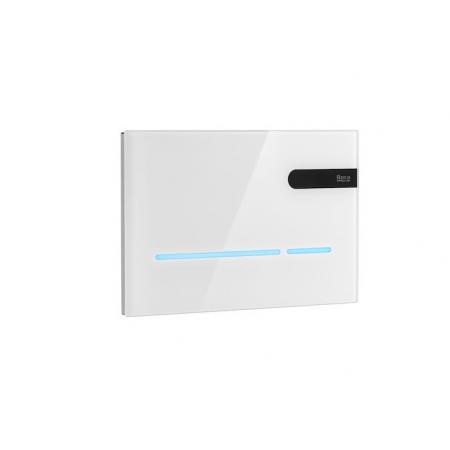 Roca Duplo One EP2 Przycisk spłukujący elektroniczny biały A890104009