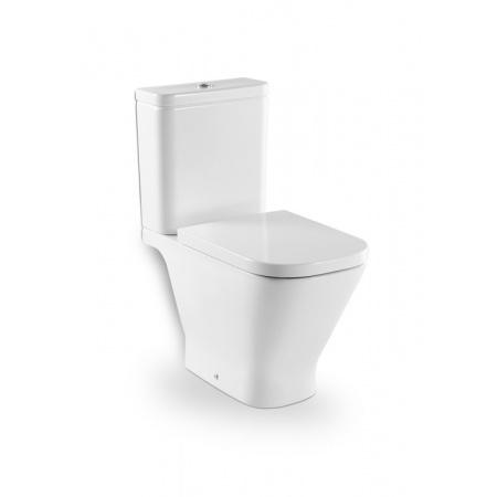 Roca Gap Muszla klozetowa miska WC kompaktowa 36,5x40x65 cm, biała A34247700M