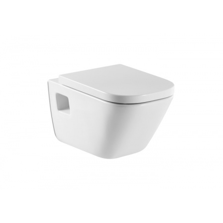 Roca Gap Muszla klozetowa miska WC podwieszana 35x54x40 cm, biała A34647700M