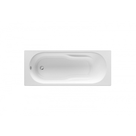 Roca Genova N Wanna prostokątna 140x70x40 cm akrylowa, biała A248376000