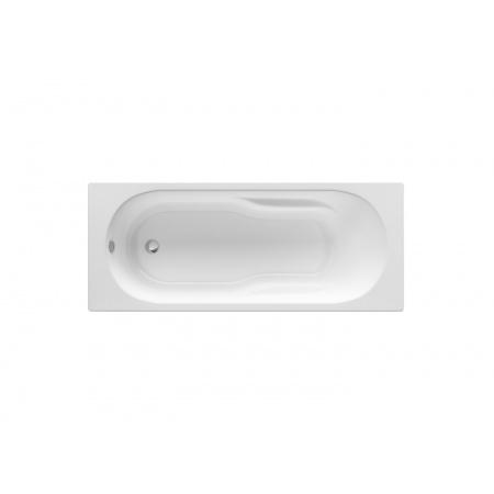 Roca Genova N Wanna prostokątna 160x75x40 cm akrylowa, biała A248387000