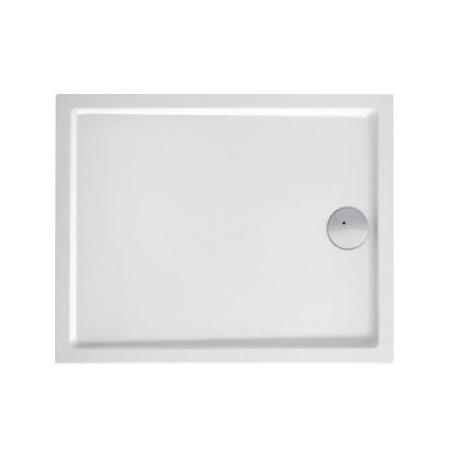 Roca Granada Medio Brodzik prostokątny 100x90x7,5 cm akrylowy, biały A276338000