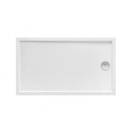 Roca Granada Medio Brodzik prostokątny 120x80x7,5 cm akrylowy, biały A27T007000