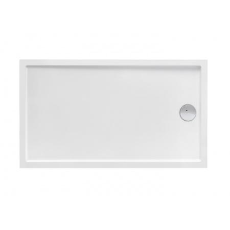 Roca Granada Medio Brodzik prostokątny 140x80x7,5 cm akrylowy, biały A27T008000