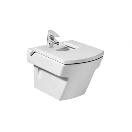 Roca Hall Bidet podwieszany 35,5x51,5x32 cm Compacto, biały A357625000