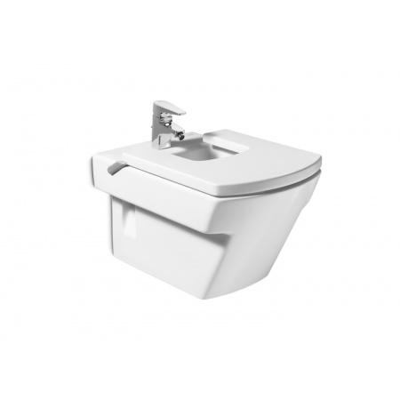 Roca Hall Bidet podwieszany 35,5x56x32 cm, biały A35762K000