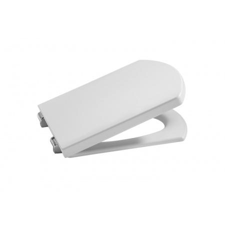 Roca Hall Deska sedesowa wolnoopadająca twarda Compacto, biała A801622004