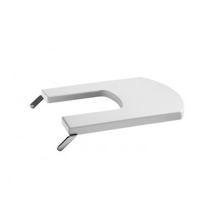 Roca Hall Deska bidetowa zwykła twarda Compacto, biała A806620004