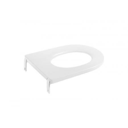 Roca Happening Baby Siedzisko do toalety WC dla dzieci białe A801116004