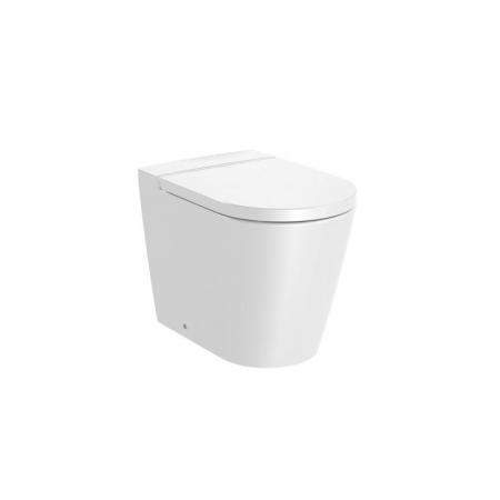 Roca Inspira Round Toaleta WC stojąca 37x56x44 cm Rimless bez kołnierza biała A347526000