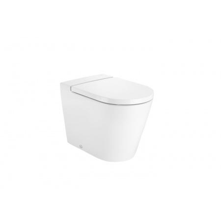 Roca Inspira Round Toaleta WC stojąca 37x56x43 cm, biała A347527000