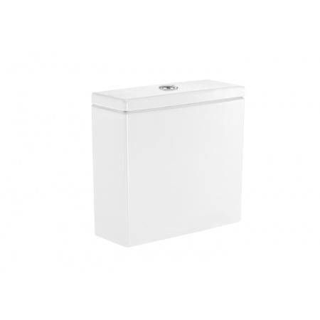 Roca Inspira Zbiornik WC kompaktowy 37x15x36 cm, biały A341520000
