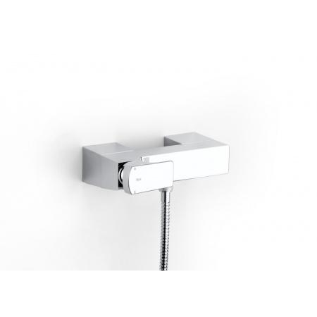 Roca L90 Jednouchwytowa bateria prysznicowa natynkowa chrom A5A2101C00