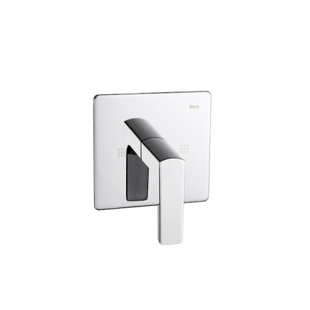 Roca L90 Zawór podtynkowy Square 2-drożny, chrom A5A9001C00