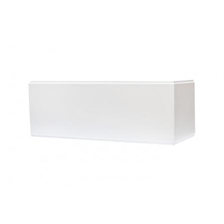 Roca Linea Obudowa typu L do wanny prostokątnej 150x70x56,5 cm lewa, biały A25T007000