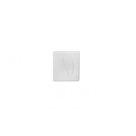 Roca Linea Panel boczny do wanny prostokątnej 75x64 cm, biały A25T013000